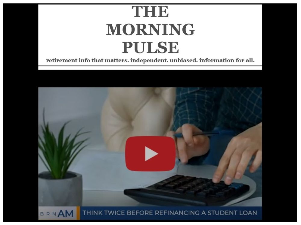 The Morning Pulse – Wednesday, January 13, 2021