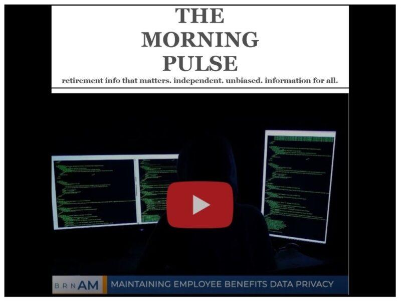 The Morning Pulse – Thursday, January 14, 2021