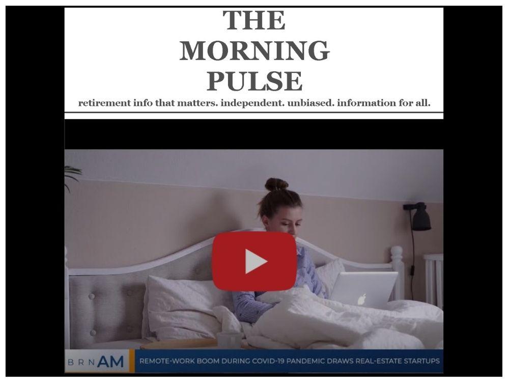 The Morning Pulse – Friday, January 15, 2021