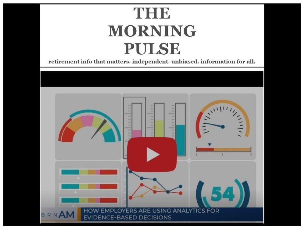 The Morning Pulse – Monday, January 4, 2021
