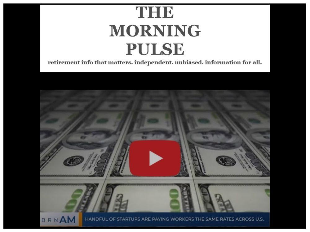 The Morning Pulse – Tuesday, January 5, 2021