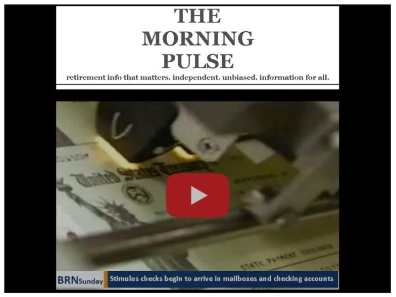 The Morning Pulse – Sunday, January 10, 2021