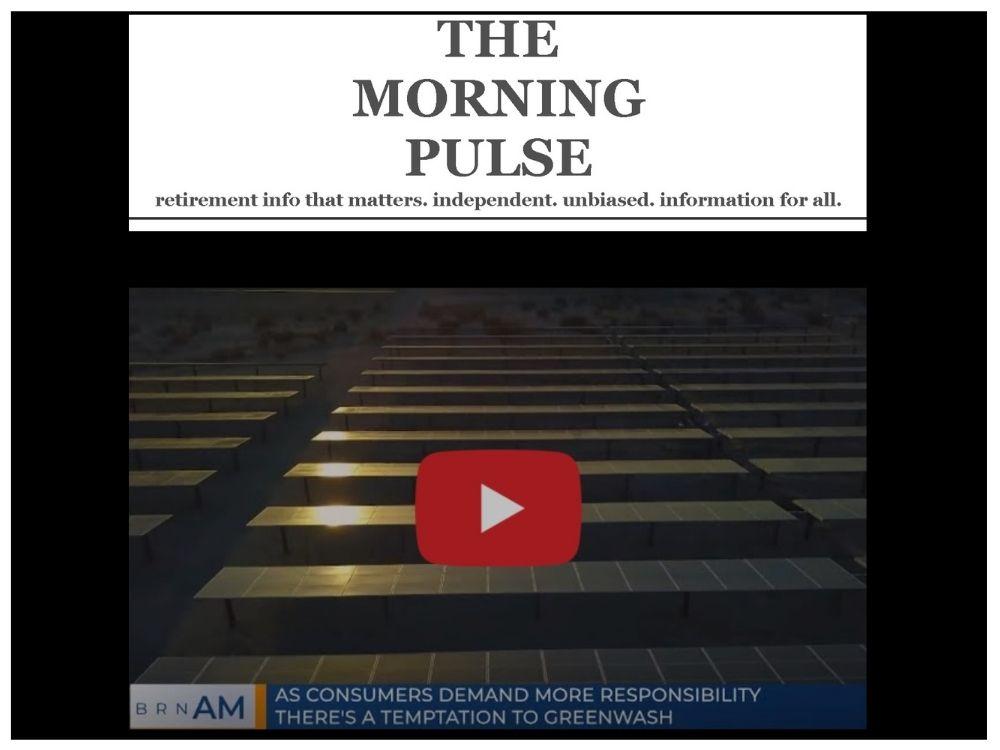 The Morning Pulse – Monday, January 11, 2021