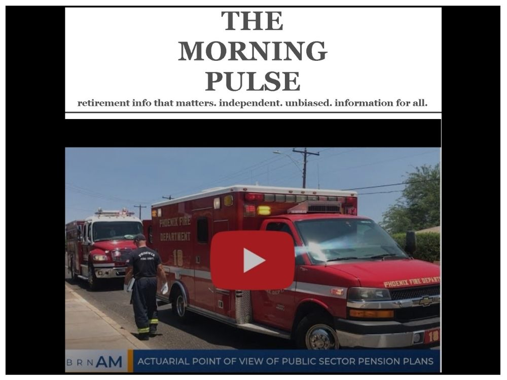 The Morning Pulse – Wednesday, February 3, 2021
